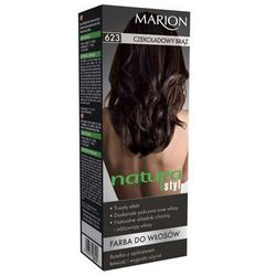 Marion Farba do włosów Natura Styl nr 623 czekoladowy