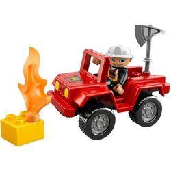 Lego DUPLO Dowódca straży pożarnej 6169