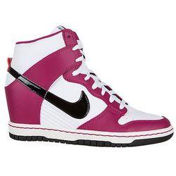 Buty Nike Wmns Dunk Sky Hi - koturn - 528899-502 Promocja iD: 7161 (-40%)