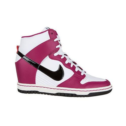 7cac6511a75a9 Buty Nike Wmns Dunk Sky Hi - koturn - Biały ||Różowy ||Czarny ...