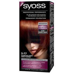 Syoss Farba do włosów 5-77 Słoneczna Miedź