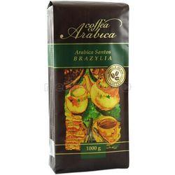 Coffea Arabica Santos Brazylia 1 kg