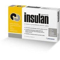Insulan tabletki powlekane 60 tabletek