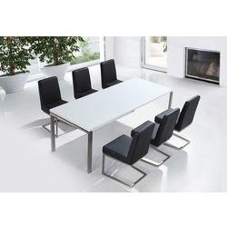 Zestaw mebli stal szlachetna – Stół 220 Krzesła do wyboru - ARCTIC II