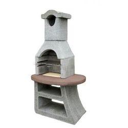 Grill ogrodowy LANDMANN betonowy Roma asymetryczny 11714 + DARMOWY TRANSPORT! + Do wygrania grille i akcesoria oraz nagroda specjalna!