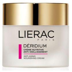 Lierac - Deridium Creme Nutritive - Odżywczy krem przeciwzmarszczkowy - cera sucha i bardzo sucha - 50 ml - DOSTAWA GRATIS! Kupując ten produkt otrzymujesz darmową dostawę !