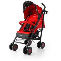 Milly Mally, Meteor Red, wózek spacerowy Darmowa dostawa do sklepów SMYK