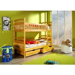 Łóżko piętrowe MARTYNKA