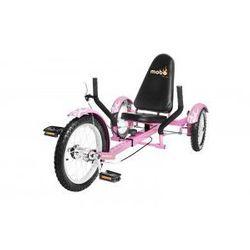 Rower Trójkołowy Mobo Cruiser Model Triton Różowy