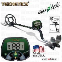 Wykrywacz metalu Teknetics EUROTEK cewka 8