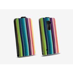 Flip Fantastic - LG K10 - futerał na telefon - sznurowadła