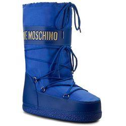 Śniegowce LOVE MOSCHINO - JA24062G12IJ0705 Bluette