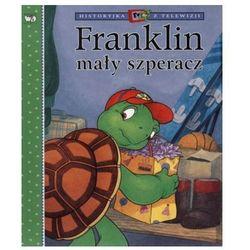 Franklin mały szperacz (opr. broszurowa)