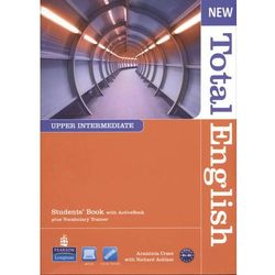 New Total English Upper-Intermediate Student's Book With Cd (opr. miękka)