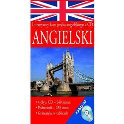 Angielski. Intensywny kurs języka angielskiego (+ 4 CD)
