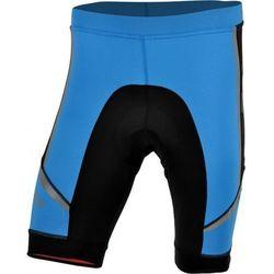 Męskie spodnie rowerowe Silvini Salia MP457 blue
