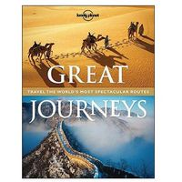 Album Lonely Planet Great Journeys (opr. twarda)