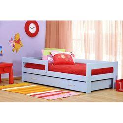 Łóżko parterowe Pawełek 160x80 kolor