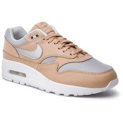 sports shoes f0102 bf295 Buty NIKE - Air Max 1 Se Prm AO0795 200 Vachetta Tan Metallic Silver
