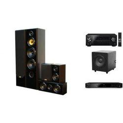 PIONEER VSX-430 + BDP-100 + TAGA TAV-606 v3 + TSW-120 - Kino domowe - Autoryzowany sprzedawca