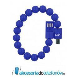 Kabel USB Micro Bransoletka różne kolory