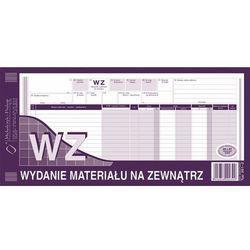 Wydanie materiału WZ Michalczyk&Prokop 361-2 - 1/3 A3 (wielokopia)