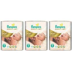 Pampers Premium Care roz. 2 Mini 216szt. zapas na miesiąc