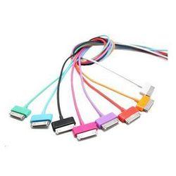 4world Kabel USB 2.0 do iPad / iPhone / iPod transfer/ładowanie 1.0m czarny DARMOWA DOSTAWA DO 400 SALONÓW !!