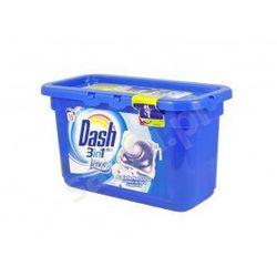 DASH & Lenor Poranna rosa - Żelowe kapsułki do prania 3w1 - 15 szt