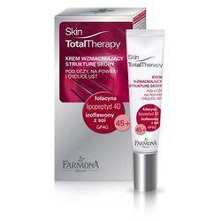 Skin Total Therapy Krem wzmacniający strukturę skóry pod oczy, na powieki i w okolice ust /15ml