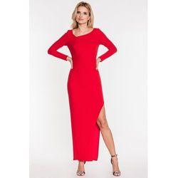 b4b5988067 ... (suknie sukienki ciazowe aldo welniana ciazowa sukienka) we wszystkich  kategoriach. Czerwona sukienka maxi - Aldona