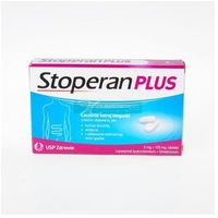 STOPERAN PLUS 6 tabletek