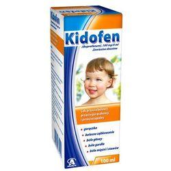 Kidofen zaw.doust. 0,1 g/5ml 100 ml (butelka)