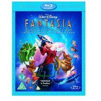 Fantazja/Fantazja 2000 [Blu-Ray]