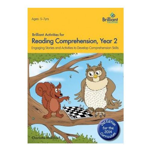 Brilliant Activities for Reading Comprehension, Year 2 (2nd Ed)