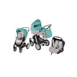 Wózek wielofunkcyjny 3w1 Lupo Dotty + Leo Baby Design (ocean)