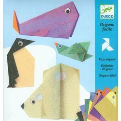 Origami zwierzęta polarne