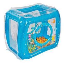 Namiot dla dzieci Ludi - Morski Świat + 50 piłeczek Niebieski