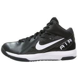 Nike Performance THE AIR OVERPLAY IX Obuwie do koszykówki black/white/anthracite/dark grey
