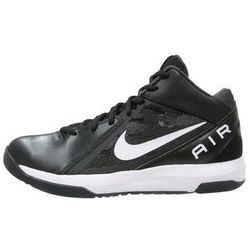 Nike Performance THE AIR OVERPLAY IX Obuwie do koszykówki black/white/anthracite/dark grey