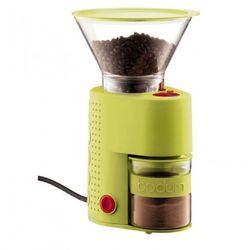 Bodum BISTRO Elektryczny młynek do kawy Zielony
