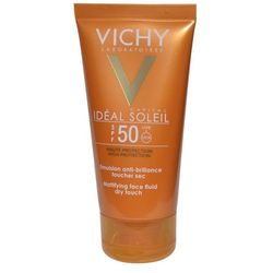 Vichy Ideal Soleil, krem matujący, SPF 50+, 50 ml