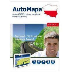Oprogramowanie GPS APN PROMISE Automapa Polska XL