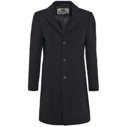 Brixtol IAN Płaszcz wełniany /Płaszcz klasyczny black