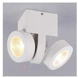 2-punktowy reflektor sufitowy LED MIRAC