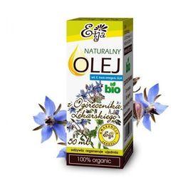 Naturalny olej z ogórecznika lekarskiego BIO Etja
