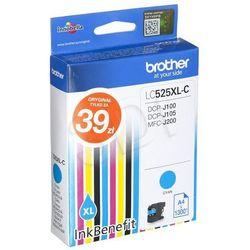 BROTHER Tusz Niebieski LC525XLC=LC-525XLC, 1300 str.- wysyłka dziś do godz.18:30. wysyłamy jak na wczoraj!