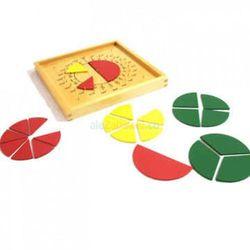 Tablica geometryczna - pomoce Montessori