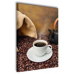 Młynek do kawy, vintage - Obraz na płótnie