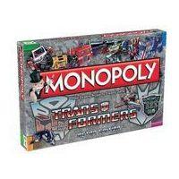 Monopoly, gra strategiczna Transformers